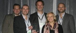 Telenor vant BI-prisen Innovasjon 2014