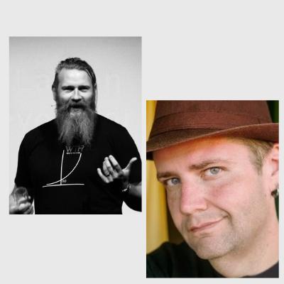 Yngvar Ugland og Espen Sande Larsen