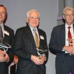 Yngvar Lundh, Pål Spilling og Dag Belsnes vant Rosing Hederspris i 2010