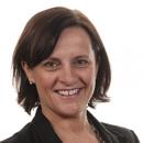 Cathrine Klouman er styreleder i Dataforeningen og åpner konferansen.