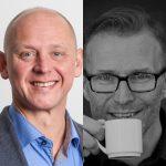 Tore Meinert og Stein Inge Morisbak