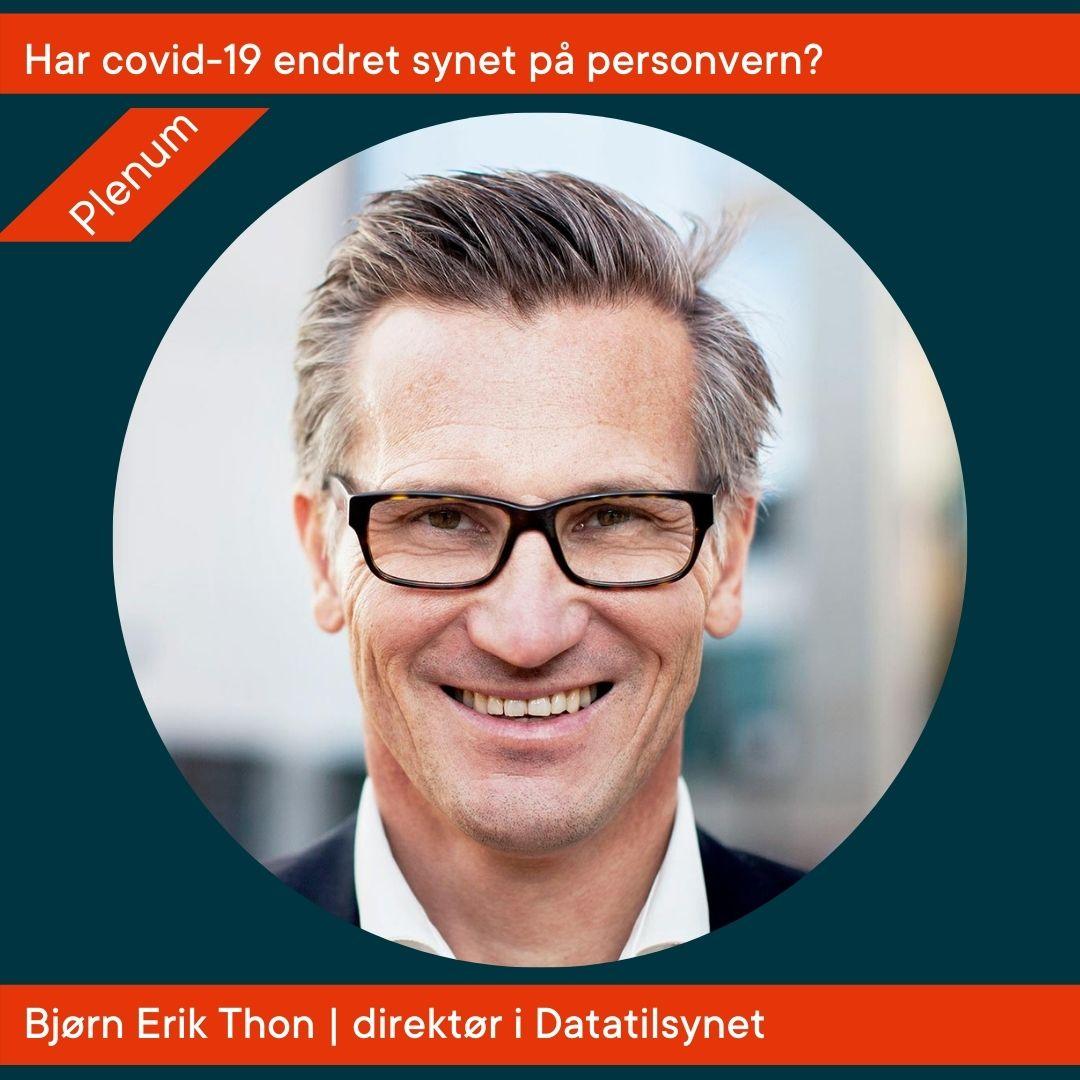 Keynote Bjørn Erik Thon