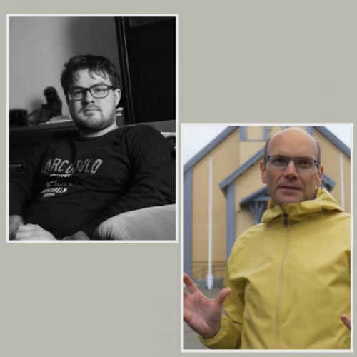 Fredrik Høisæther Rasch og Svein Martinsen, Arva AS