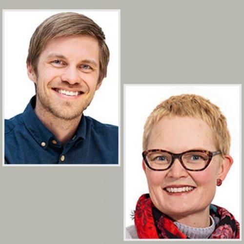 Martin Valen og Maja Selmer Megård, Kantega