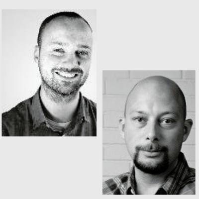Ulrik Prøitz og Tor-Morten Grønli